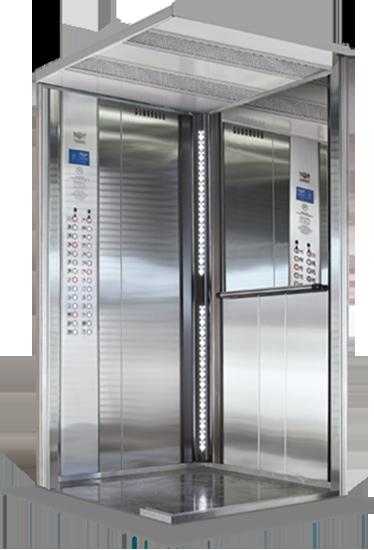 Fabricação, venda e instalação de elevadores